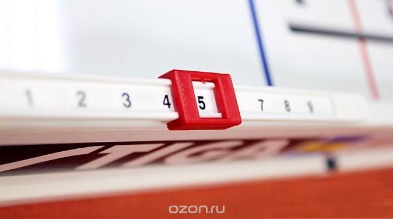 Счетчик очков Stiga, для хоккеев Goal counter strip