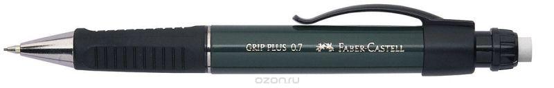 Faber-Castell Карандаш механический Grip Plus цвет корпуса темно-зеленый 130700