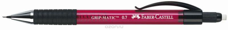 Faber-Castell Карандаш механический Grip-Matic цвет корпуса красный 137721