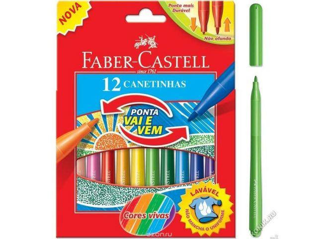 Faber-Castell Фломастеры 12 цветов