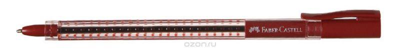 Faber-Castell Ручка шариковая Grip 2020 цвет красный