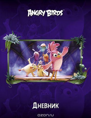 Hatber Дневник школьный Angry Birds Movie 40ДТ5В_15388