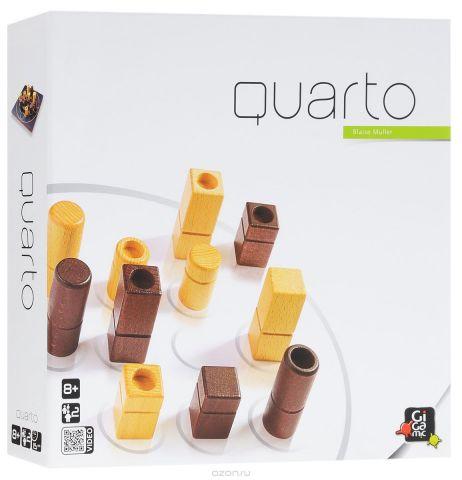 Gigamic Настольная игра Quarto