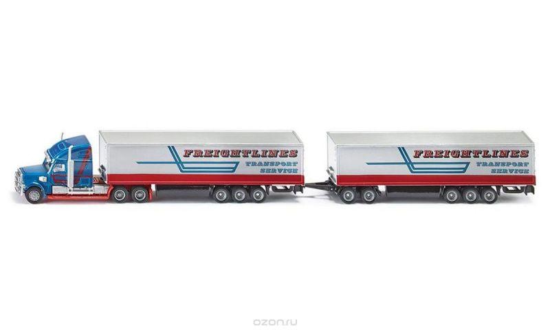 Siku Автопоезд Freightlines Transport Service