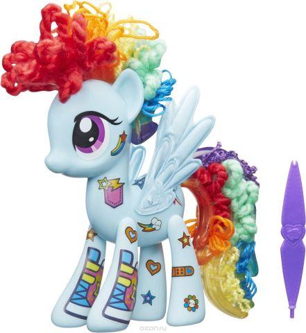 My Little Pony Игровой набор Design-a-Pony Rainbow Dash