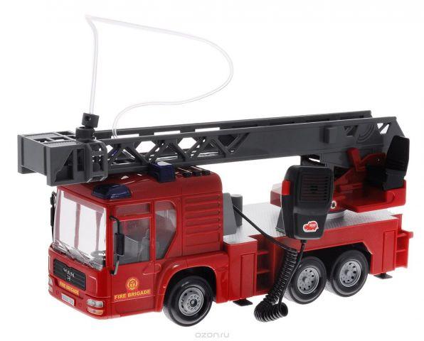 Dickie Toys Пожарная машина MAN