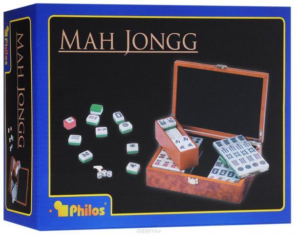 Philos Настольная игра Маджонг