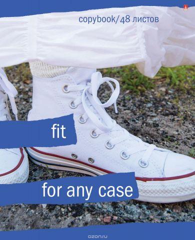 Альт Тетрадь Fit for Any Case 48 листов в клетку