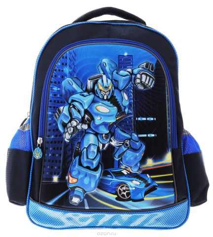 Centrum Рюкзак детский Robot цвет голубой синий