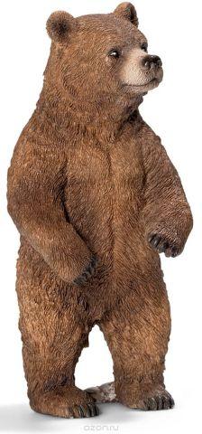 Schleich Фигурка Медведица гризли