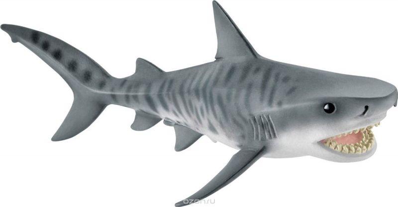 Schleich Фигурка Тигровая акула