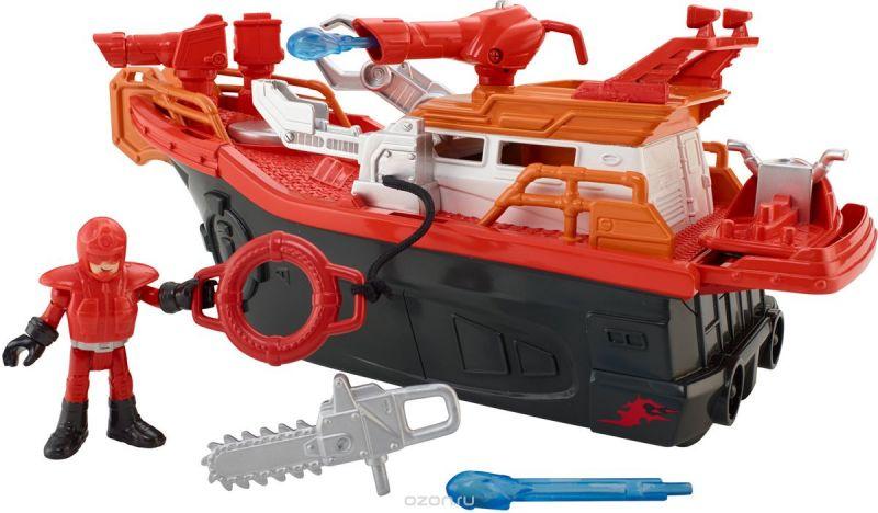 Imaginext Пожарная лодка