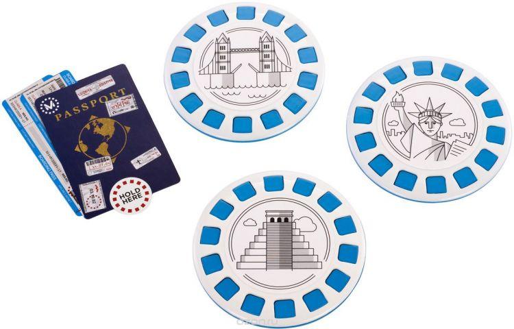 View-Master Интерактивная игрушка Достопримечательности
