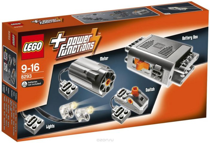 LEGO Technic Конструктор Power Functions 8293