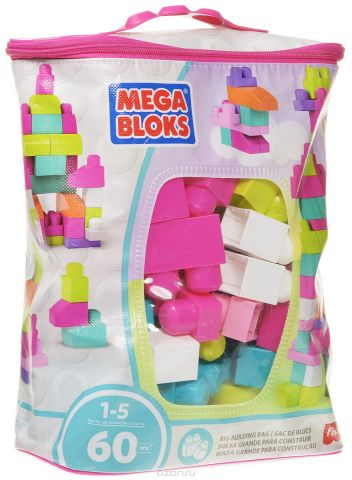 Mega Bloks First Builders Конструктор DCH54
