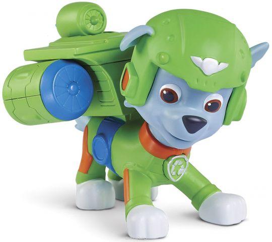 Paw Patrol Фигурка Воздушный спасатель Рокки