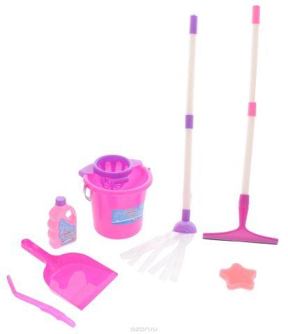 ABtoys Игрушечный набор для уборки