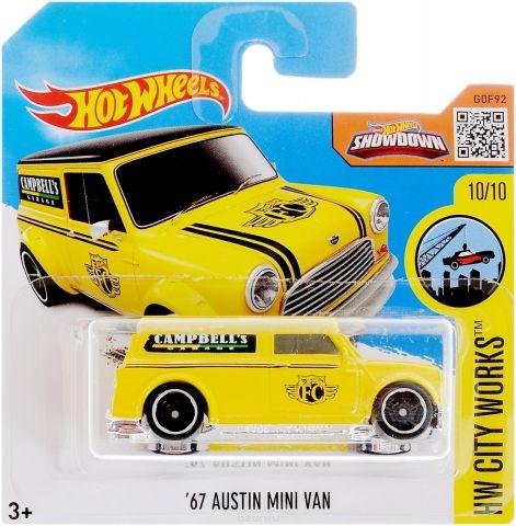 Hot Wheels Базовая машинка в ассортименте