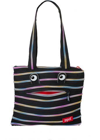Zipit Сумка Monster Tote Beach Bag цвет черный