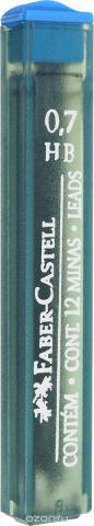 Faber-Castell Графитные грифели Polymer 12 шт