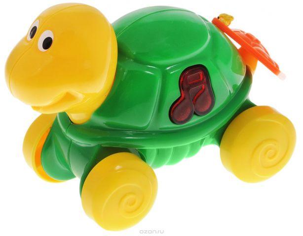 Navystar Музыкальная игрушка-каталка Черепаха