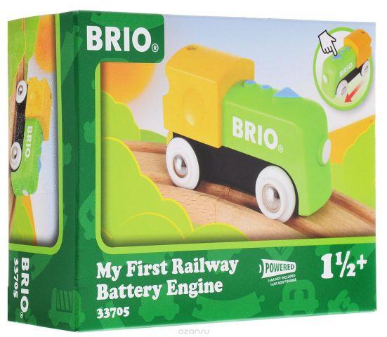 Brio Игрушка Мой первый паровозик