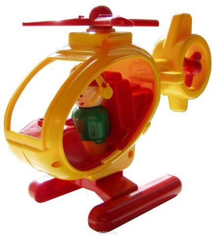 Форма Вертолет Детский сад цвет желтый
