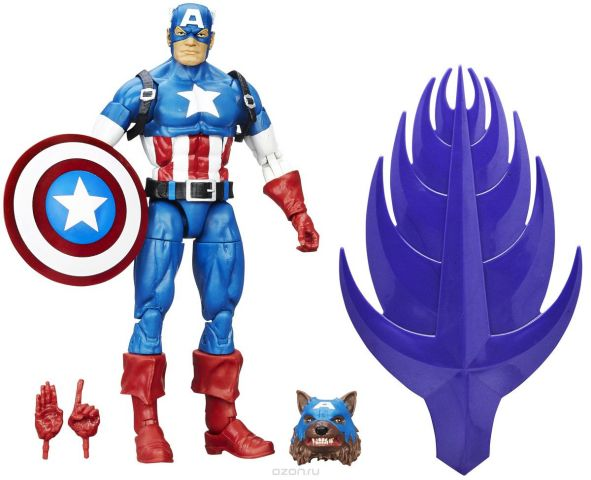 Marvel Фигурка Captain America B6394