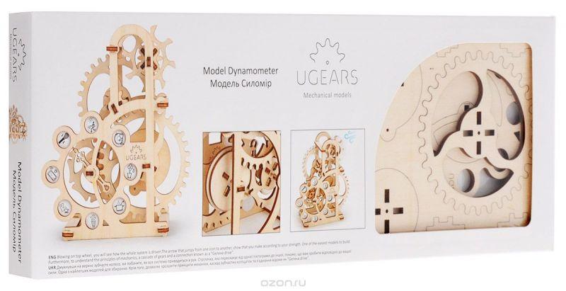 Ugears Деревянная модель Силомер