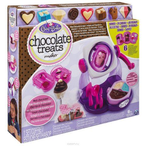 Cool Baker Набор для лепки Фабрика шоколадных конфет