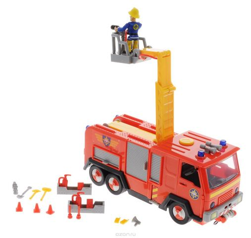 Simba Машинка Пожарный Сэм