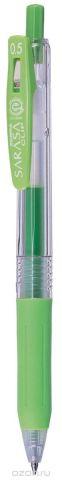 Zebra Ручка гелевая Sarasa Clip цвет светло-зеленый