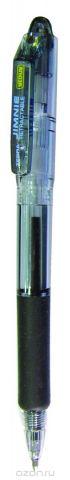 Zebra Ручка шариковая Jimnie Retractable цвет корпуса черный