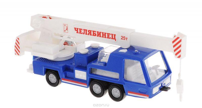 Форма Автокран Челябинец цвет синий
