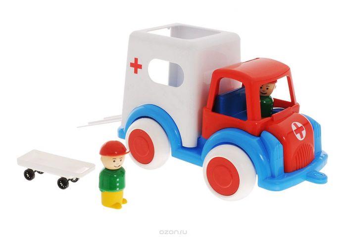 Форма Машина скорой помощи Детский сад