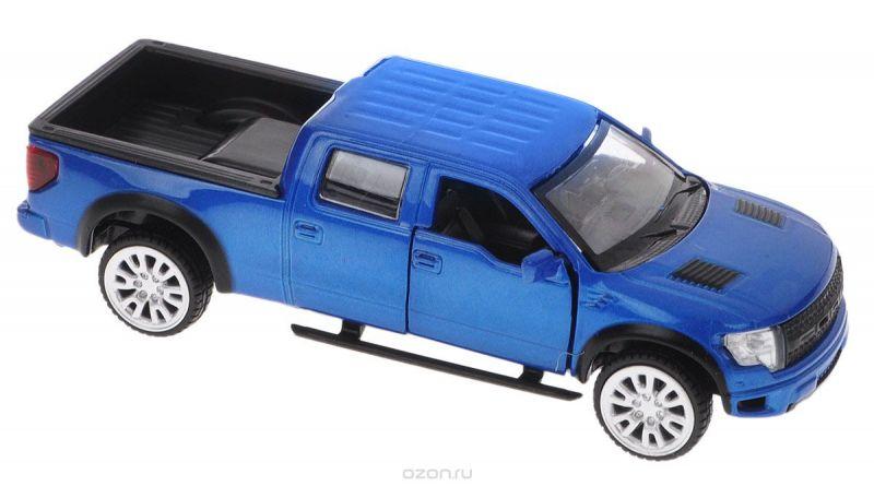 ТехноПарк Модель автомобиля Ford F-150 SVT Raptor цвет синий
