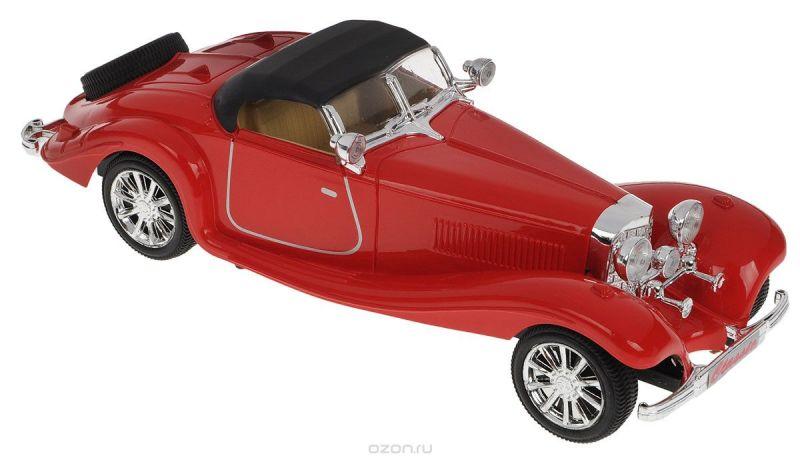 Junfa Toys Машинка инерционная Madness цвет красный