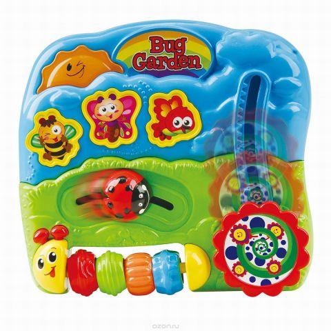 Playgo Развивающая игрушка Сад букашек