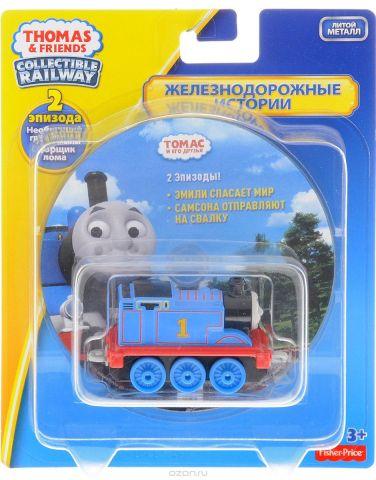 Thomas & Friends Паровозик Томас + DVD Популярные серии Томаса и его друзей