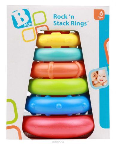 B kids Развивающая игрушка Пирамидка