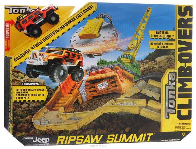 Tonka Игрушечный трек Ripsaw Summit