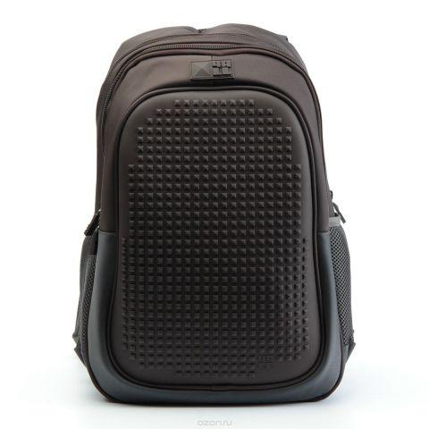4ALL Рюкзак Case цвет темно-коричневый