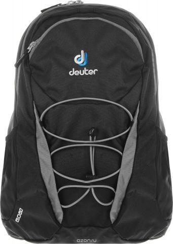 """Рюкзак Deuter """"Go Go"""", цвет: черный, серый, 25 л"""