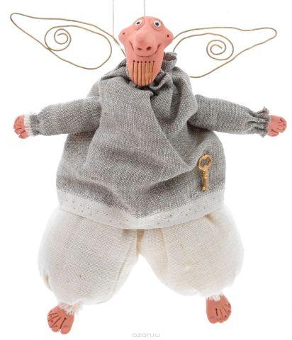 "Подвесная кукла YusliQ ""Ангел"". Авторская работа. Kyrk04"