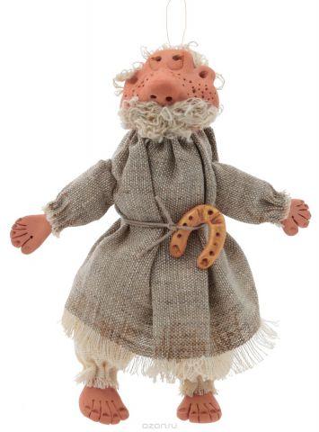 """Подвесная кукла YusliQ """"Домовой Никодим"""". Авторская работа. Kyrk08"""