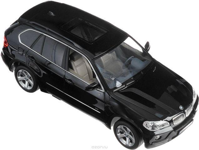 Rastar Радиоуправляемая модель BMW X5 цвет черный масштаб 1:14