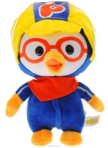 Мульти-Пульти Мягкая озвученная игрушка Пингвиненок Пороро 18 см