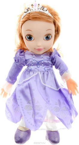 Мульти-Пульти Кукла озвученная София Прекрасная Моя маленькая принцесса
