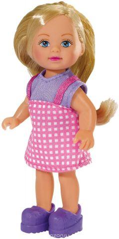 Simba Мини-кукла Еви в летней одежде