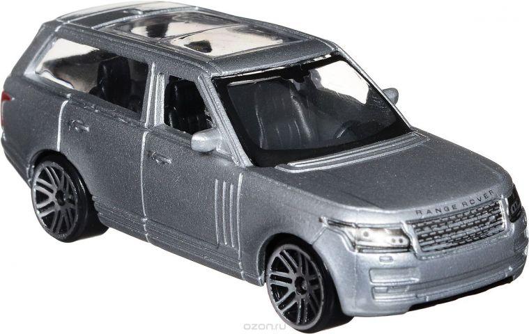 ТехноПарк Модель автомобиля Land Rover Range Rover цвет серебристый